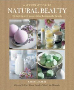 a green guide to natural beauty